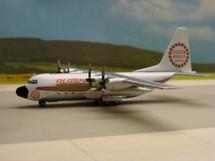 Alaska Airlines Lockheed L-100 Hercules (L-382B)