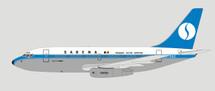 "Sabena Boeing 737-229/Adv ""OO-SDC"""