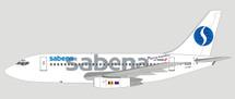 """Sabena Boeing 737-229/Adv """"OO-SDD"""""""