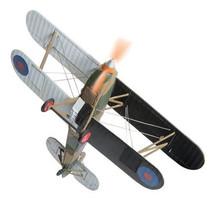Fury, 43 Squadron RAF, Munich Crisis, 1938