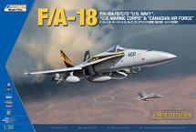 F/A-18 A/B/C/D US Navy, US Marine Corps & Canadian AF