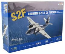 S2F Grumman S-2E/S-2G Tracker