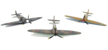 Supermarine Spitfire 3-Piece Set
