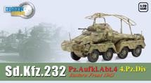 Sd.Kfz.232 (8-Rad) German Army PzAufklAbt.4 4.PzDiv