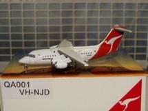 BAe 146-100 QantasLink ~ VH-NJD