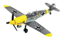 "Bf 109F Luftwaffe 9./JG 52, ""Yellow 1"", Hermann Graf"