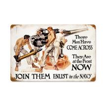 These Men Vintage Metal Sign Pasttime Signs