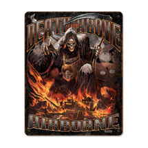 Death Above Pasttime Signs