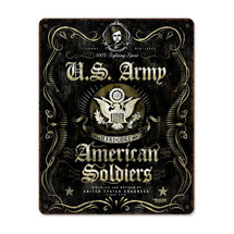 Army Spirit Pasttime Signs