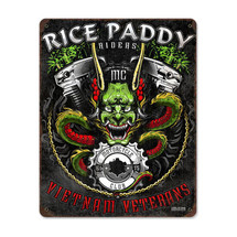 Rice Paddy Pasttime Signs