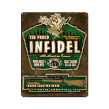 Infidel Pasttime Signs