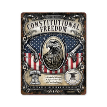 Constitutional Freedom Pasttime Signs