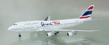 """Orient Thai Airlines Boeing 747-346 """"HS-UTN"""""""