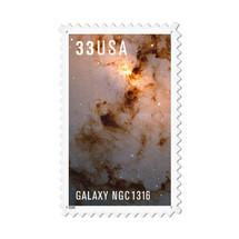 """Galaxy NGC1316"" Custom Metal Shape Pasttime Signs"