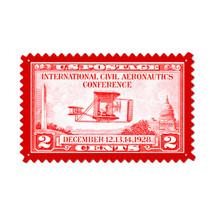 """""""Civil Aeronautics"""" Custom Metal Shape Pasttime Signs"""