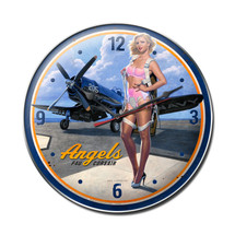 Angels Corsair Clock Pasttime Signs
