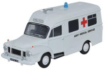 Bedford J1 Lomas Ambulance Army Medical Services