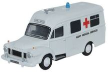 Bedford J1 Lomas Ambulance Army Medical Services