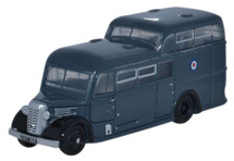 Commando Crew Bus RAF