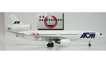 AOM French Airlines Club France Logo DC-10
