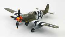 "P-51B Mustang Capt. C.E. ""Bud"" Anderson, 363rd FS"