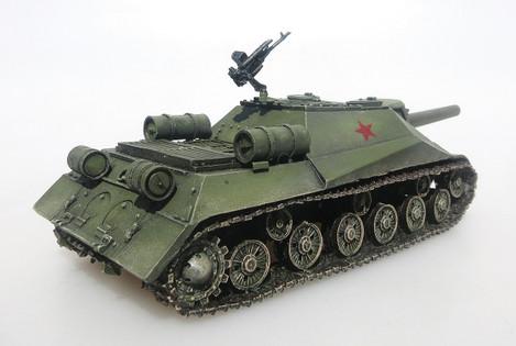 87cca0bb3 Russian Object 704 Heavy Tank Destroyer Resin Model, 1:72 Panzerstahl  PZ-PS89008