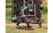 Panzer Lehr Infantryman Advancing