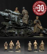 B4 Howitzer Crew