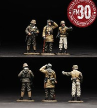 German Infantry 1:30