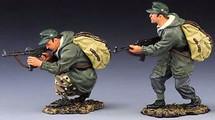 Gebirgsjaeger (Mountain Troops) Figurines
