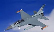 F-16B Blk 20 ROCAF Hualien AFB, 12th TRG, ROCAF Serial Number: 6818