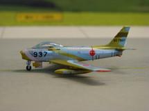F-86F SABER Japan Air Self-Defense Force BLUE IMPULSE 'gold'