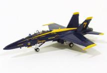 F/A-18B, Blue Angels (Twin seat) Tail no. 7