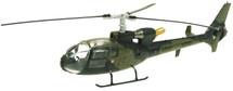 Gazelle HCC.Mk 4 Diecast Model AAC No.670 (Training) Sqn, XZ310