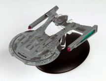 Akira-class Starship Starfleet, USS Thunderchild, w/Magazine