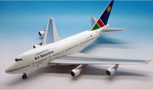 Air Namibia Boeing 747SP-44 ZS-SPC