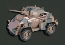 Humber Armored Car British Army 8th Infantry Div