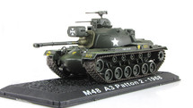 M48A1 Patton 1st Tank Battalion