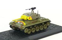 M24 Chaffee 79th Tank Battalion, U.S. Army