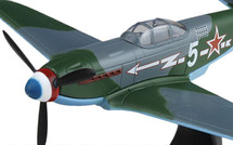 Yak-3 Free French Air Force 3rd Fighter Grp, White 5, Roger Sauvage, France, Spring 1945