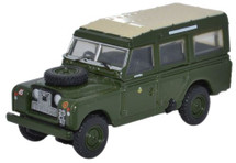 Land Rover Series II LWB Station Wagon 44th (Home Counties)