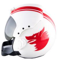 """Pilot Helmet """"VF-1 WOLF PACK"""" Mini Helmet"""