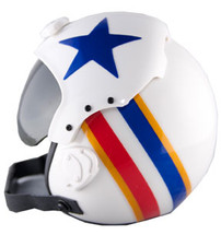 "Pilot Helmet ""VF-2 BOUNTY HUNTERS"" Mini Helmet"