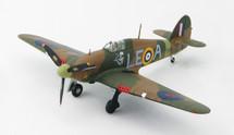 Hurricane Mk.I Flying Officer W.L. McKnight, No 242 Sqn.