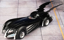 "Batmobile, Batman, ""Batman and Robin"" Movie"