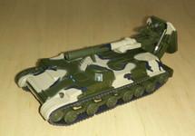 2S4 Tyulpan Russian Army Soviet Army