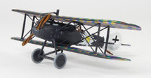 Rohrbach Roland D.VIA Jasta 23b, Otto Kissenberth, 1918