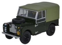 Land Rover Series I British Army REME
