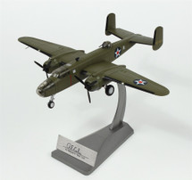 B-25B Mitchell USAAF 17th BG Tokyo Raiders, #40-2344, Jimmy Doolittle and Richard Cole, Signature Edition