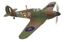 Hurricane Mk I RAF No.151 Sqn, V7434, Irving Smith